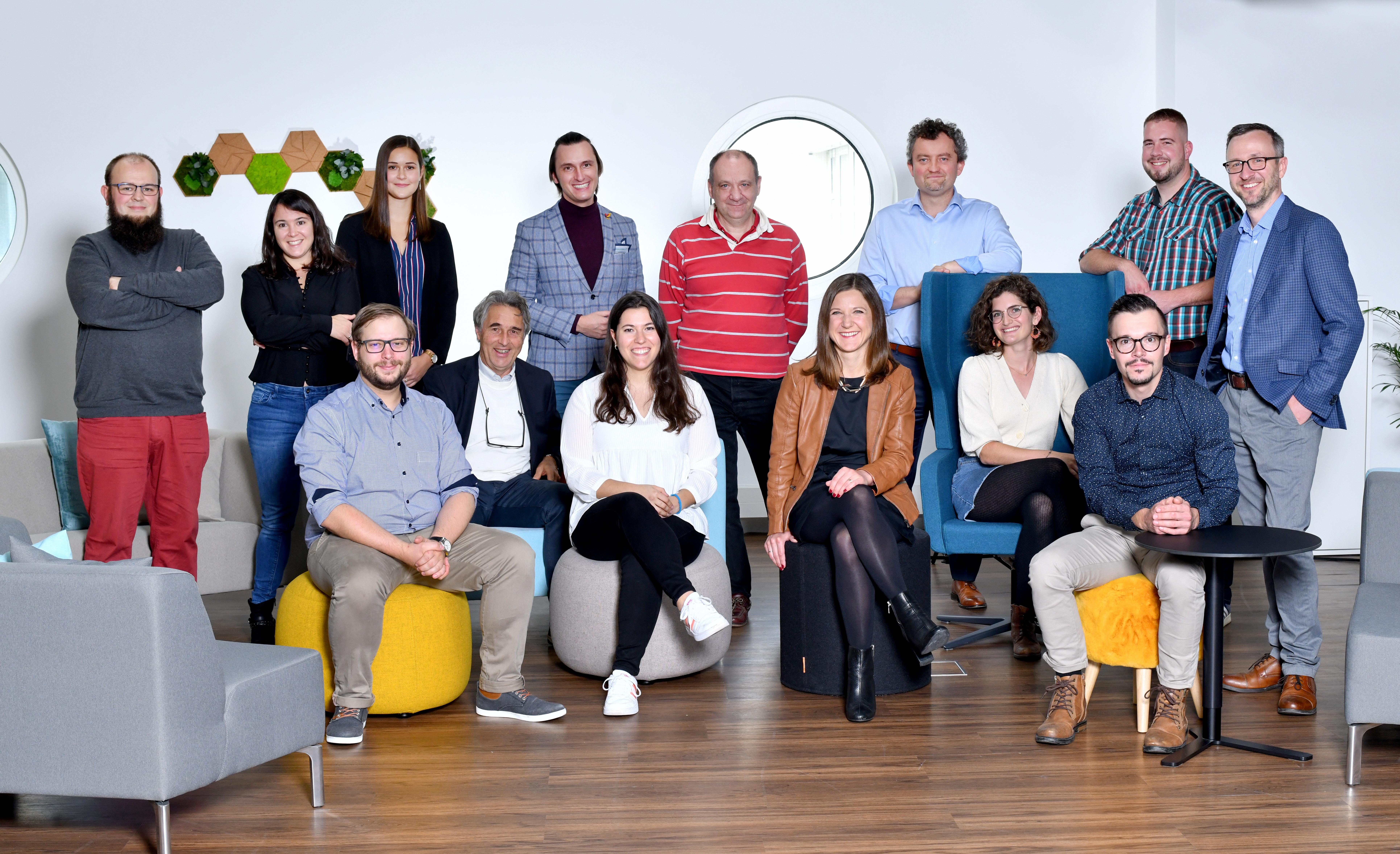Qnami Team Photo